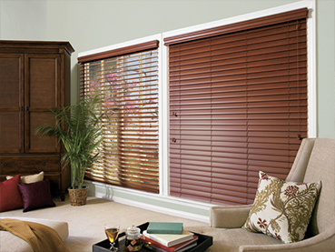 Wood Blinds St. Louis MO